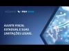 """Embedded thumbnail for Webinar """"Ajuste fiscal estadual e suas limitações legais"""""""