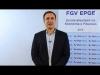 Embedded thumbnail for Flavio Cunha, Professor Associado em Rice University, fala sobre a FGV EPGE