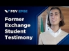 Embedded thumbnail for Former Exchange student Joaquin Messia´s Testimony about EPGE